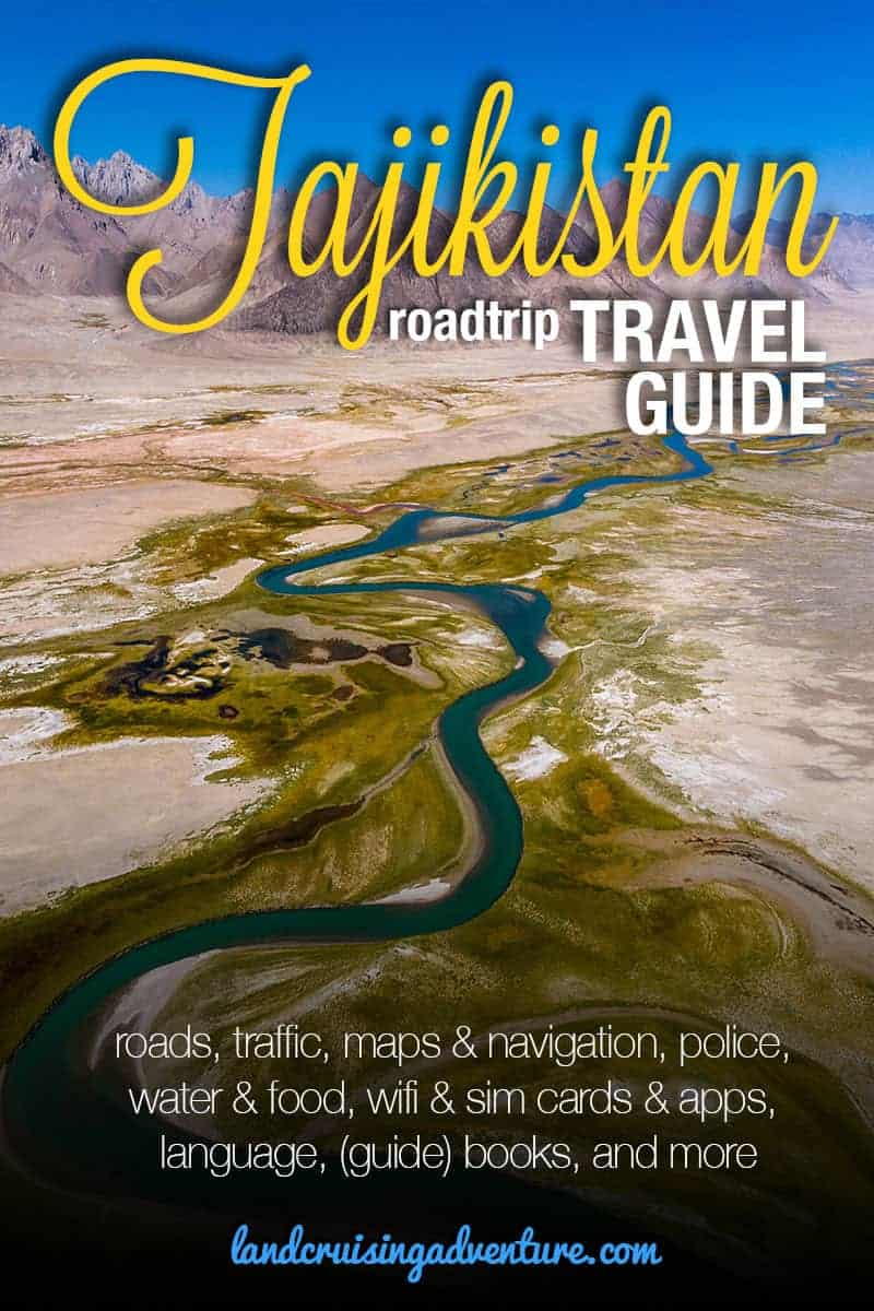 Tajikistan Overland Travel Guide