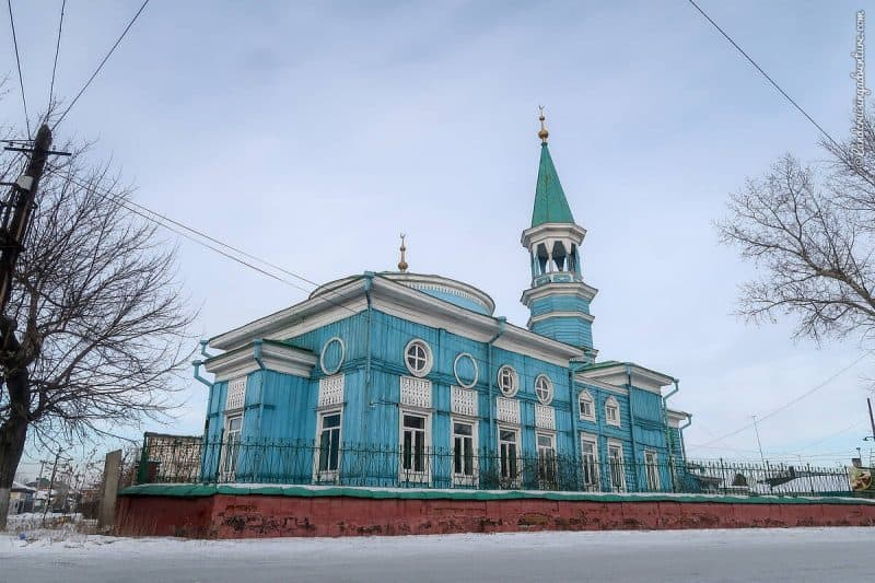 Church in Kazakhstan