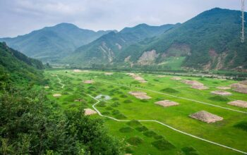 Ji'an City Travel Guide (NE China): Transportation, Food, and Sightseeing Tips