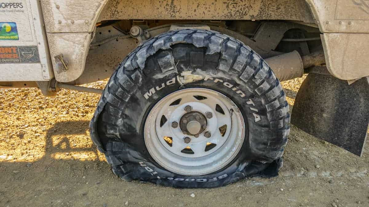 overland tires - 32 11.5 R15 Patagonia