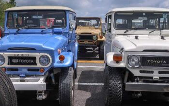 The Land Cruiser Factory in Japan & the Land Cruiser Community