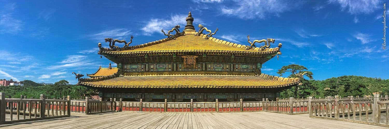 Chengde Travel Guide - tempels & palaces