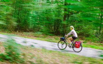 Cycling in Friesland, 1000Ks (Where are We – NL 5)
