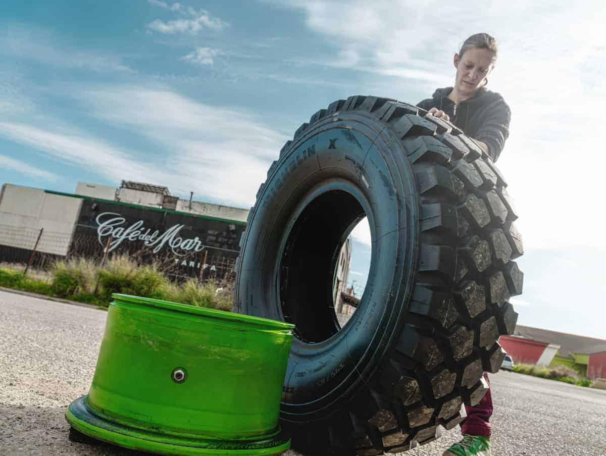 overland tires - fat tires