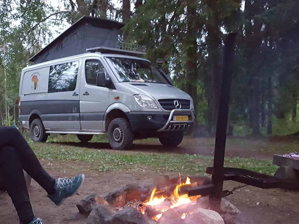 Overland Camping (@Aimless wanderers)