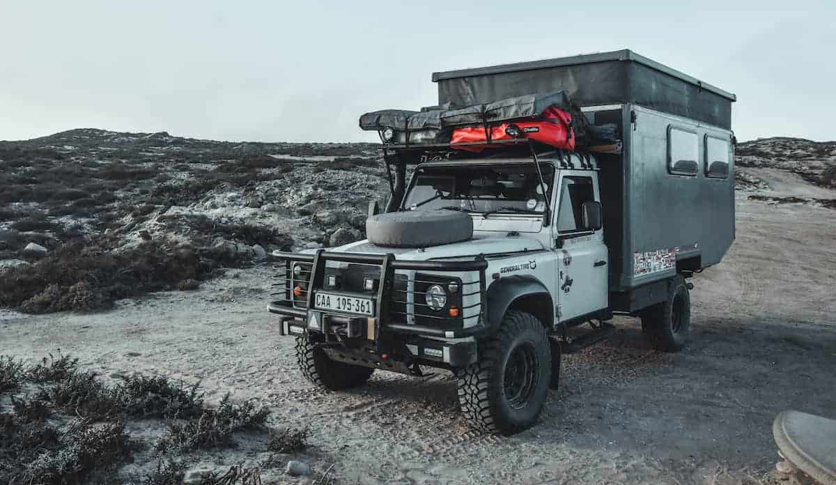 Leveling your vehicle, A2A Expedition