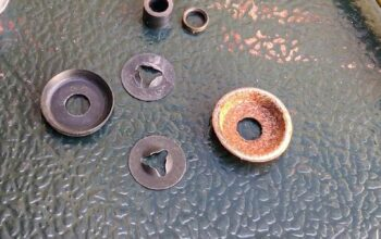 Coleman Camp Stove – How to Install the Leather Pump Cup