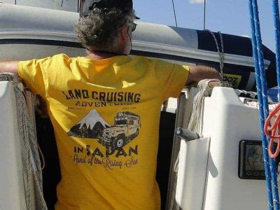 Landcruising Adventure T-shirt (©ZigZag)